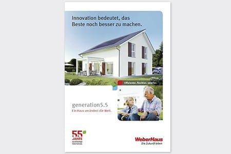 Prospekt Hauskonzept generation5.5