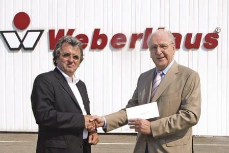 WeberHaus-Unternehmen