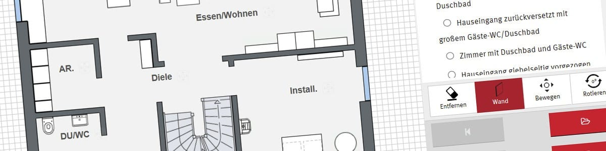 Hauskonfigurator starten