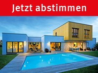 Abstimmung Deutscher Traumhauspreis 2018