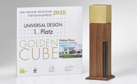 Golden Cube Award