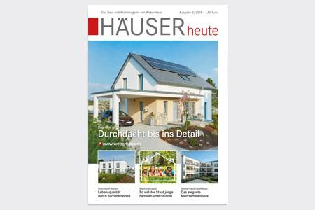 HÄUSERheute Cover 02/2018