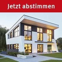 Abstimmung Musterhauspreis 2018