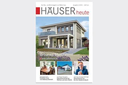 HÄUSERheute Cover 03/2018