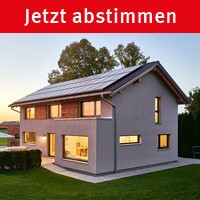 Traumhauspreis Abstimmung