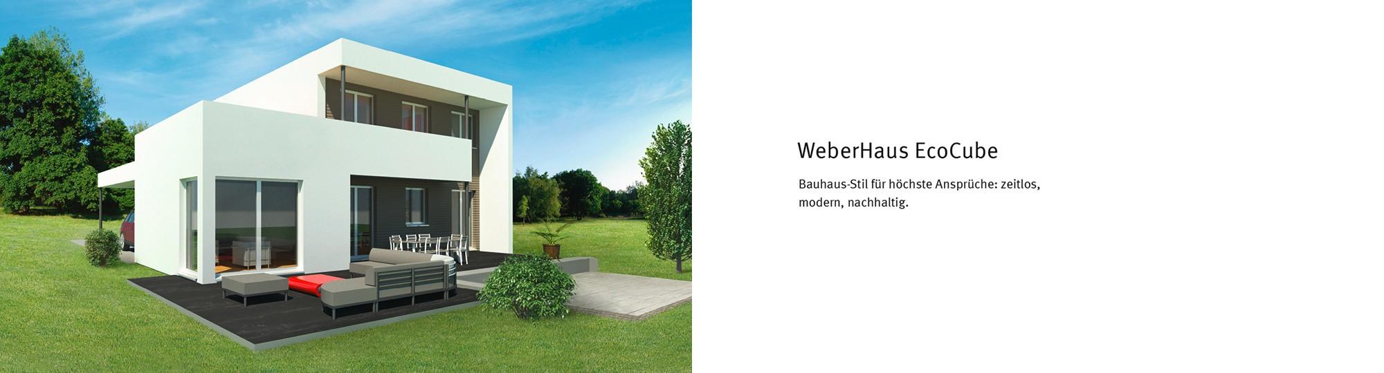 WeberHaus EcoCube