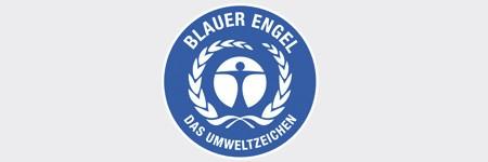 WeberHaus-Zertifikat Blauer Engel