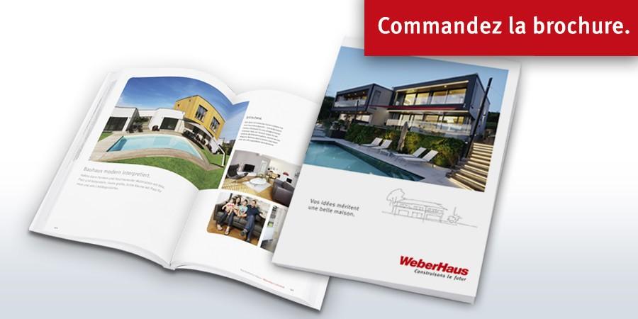 WeberHaus-Magazin bestellen