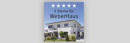 5 Sterne WeberHaus