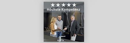Höchste Kompetenz Focus Money, 1. Platz WeberHaus