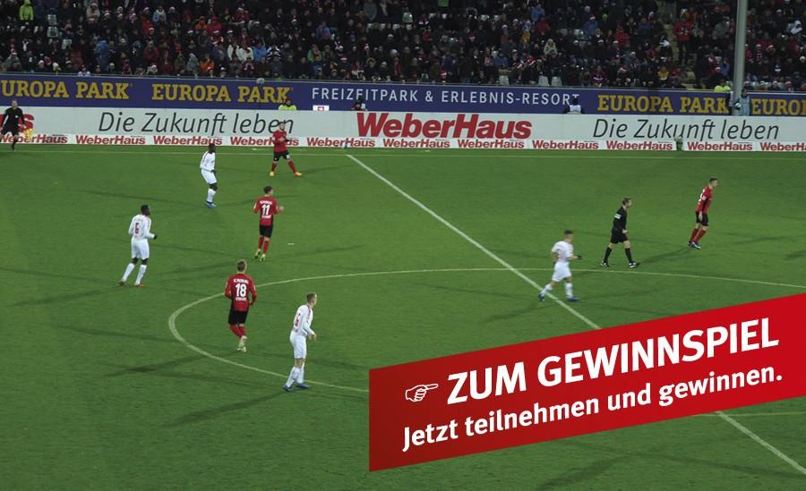 SC Freiburg Gewinnspiel