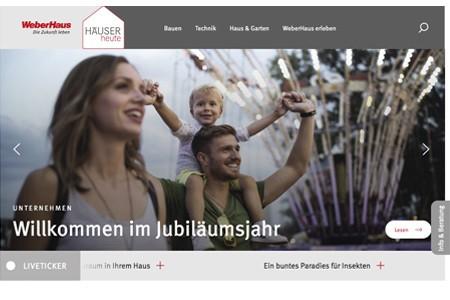 HÄUSER heute online - WeberHaus Blog