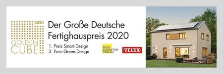 Großen Deutschen Fertighauspreis 2020