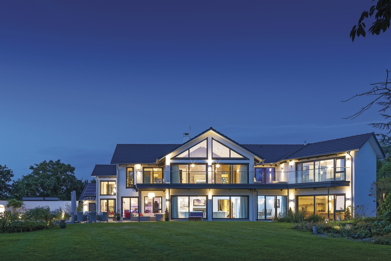 individual designed house