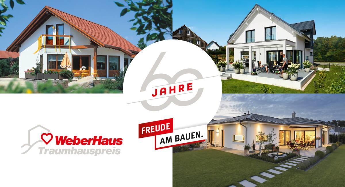 WeberHaus Traumhauspreis