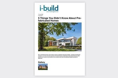 I-Build June 2020