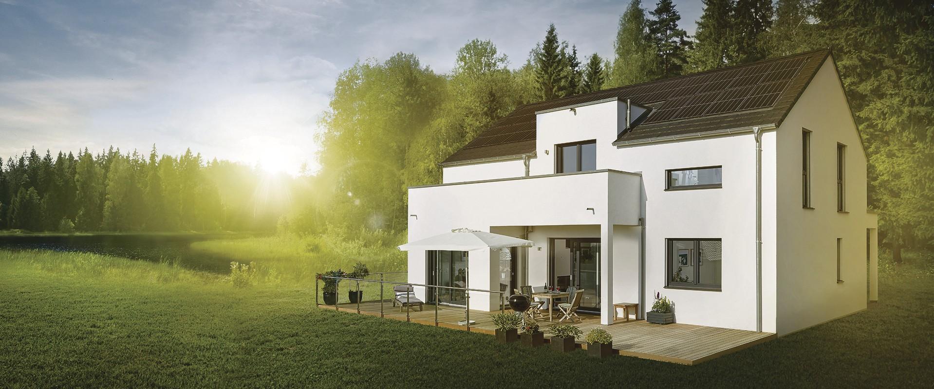 WeberHaus Zukunftshaus