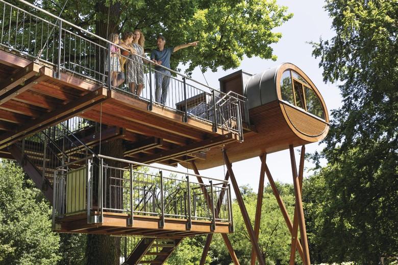 Baumhaus im Erlenpark - World of Living