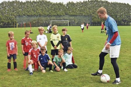 Fußball-Camp Hans-Weber-Fußballschule