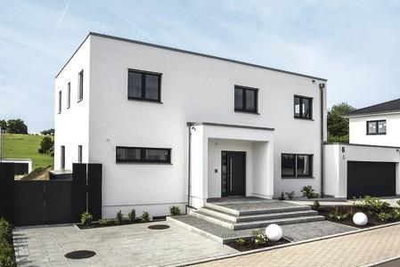 Eigenheim im Bauhaus-Stil