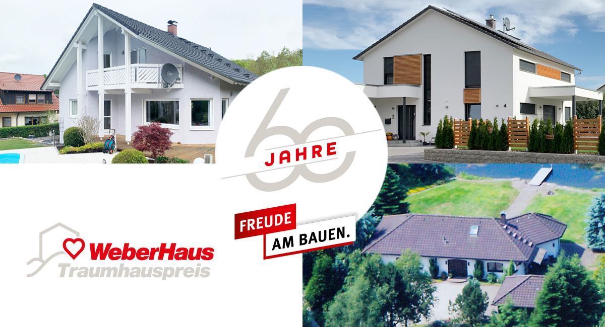 WeberHaus Traumhauspreis 2020