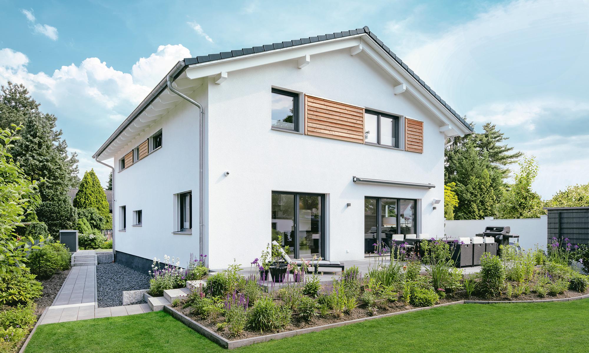 frei geplantes Kundenhaus, WeberHaus