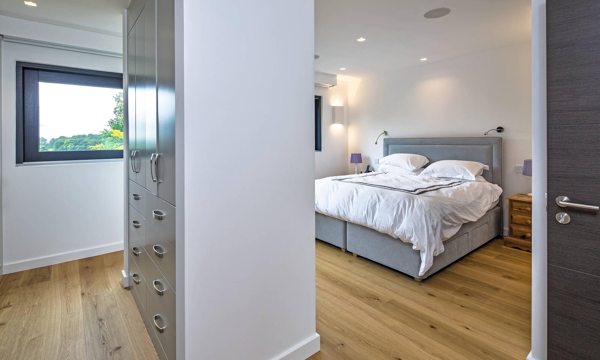 Bespoke, 3-storey prefabricated home