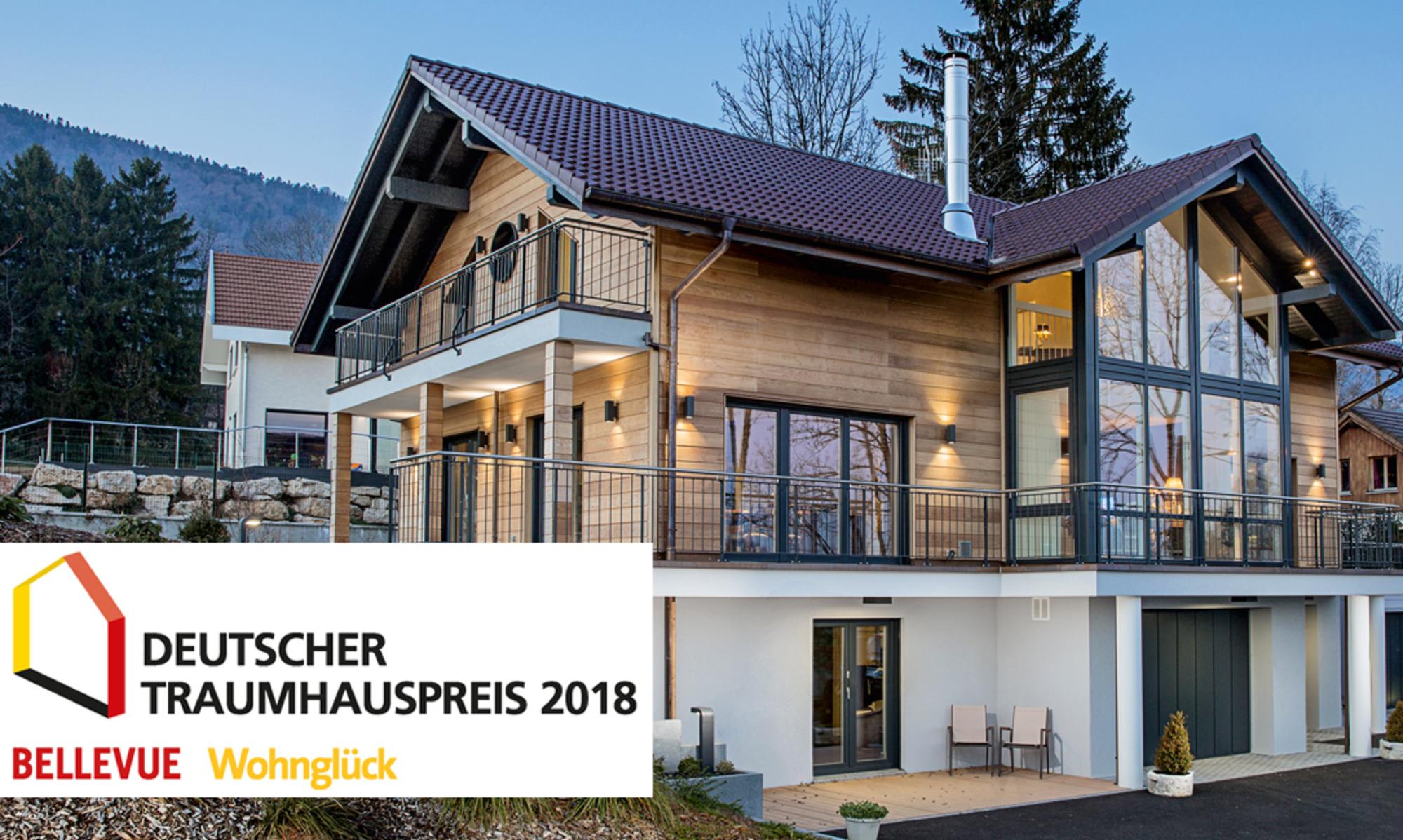 Deutscher Traumhauspreis 2018