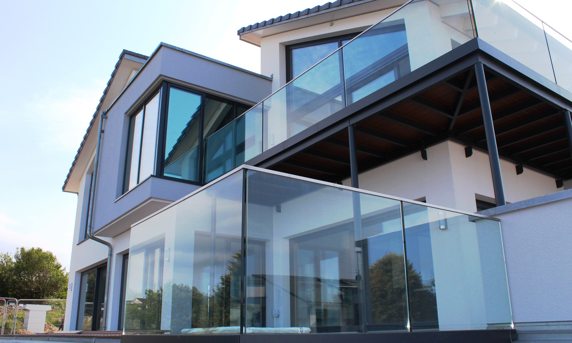 Eco-friendly, architect-designed modular homes