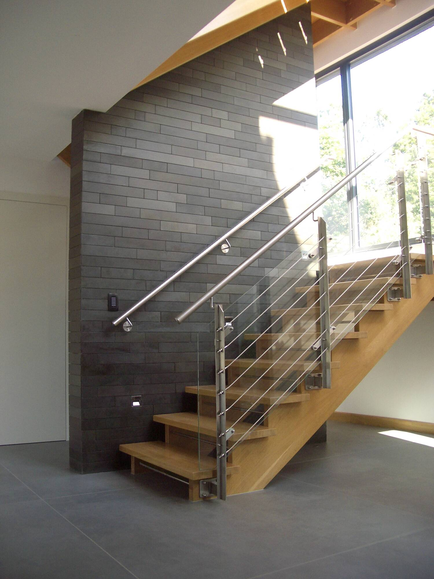 Sustainable prefab home with gym and cinema room