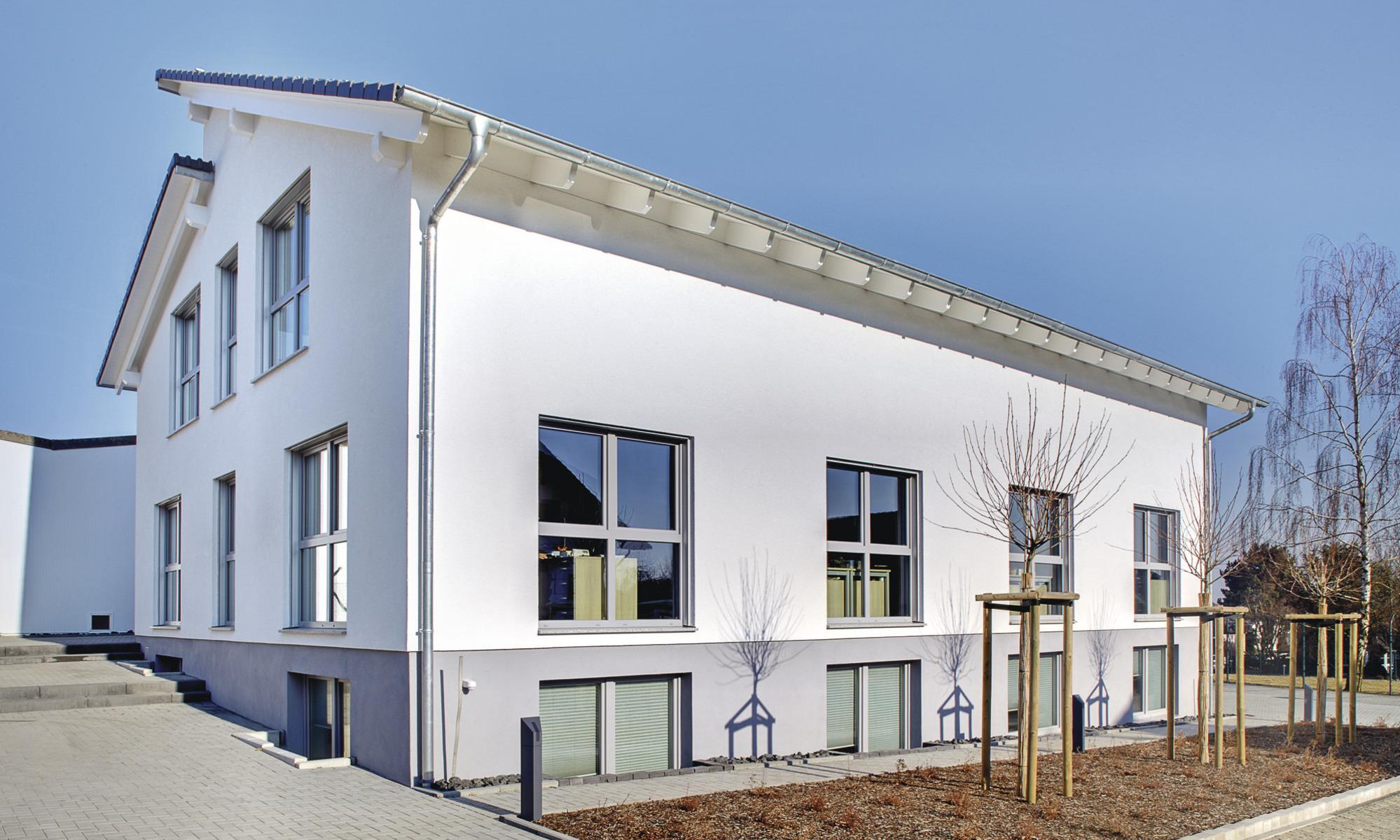 Bürogebäude  Firma Ottomar Heep GbR Im Bruch 26 DE 56414 Hundsangen Projektnr. 47524