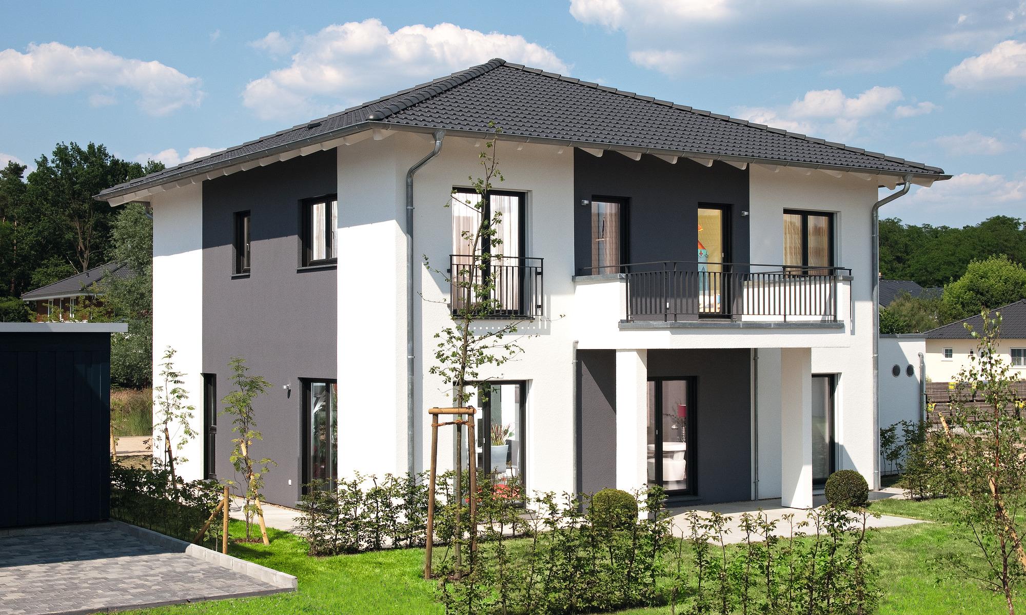 Musterhaus Königs-Wusterhausen Außenansicht
