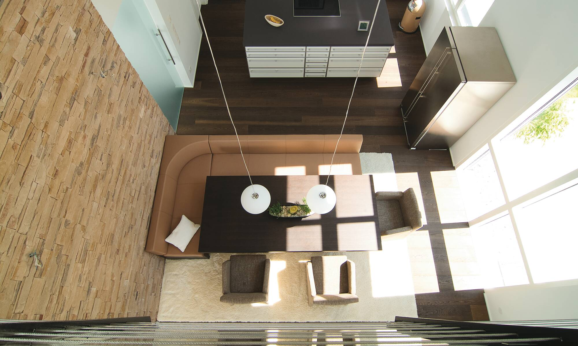 Luxury 3-storey prefab home