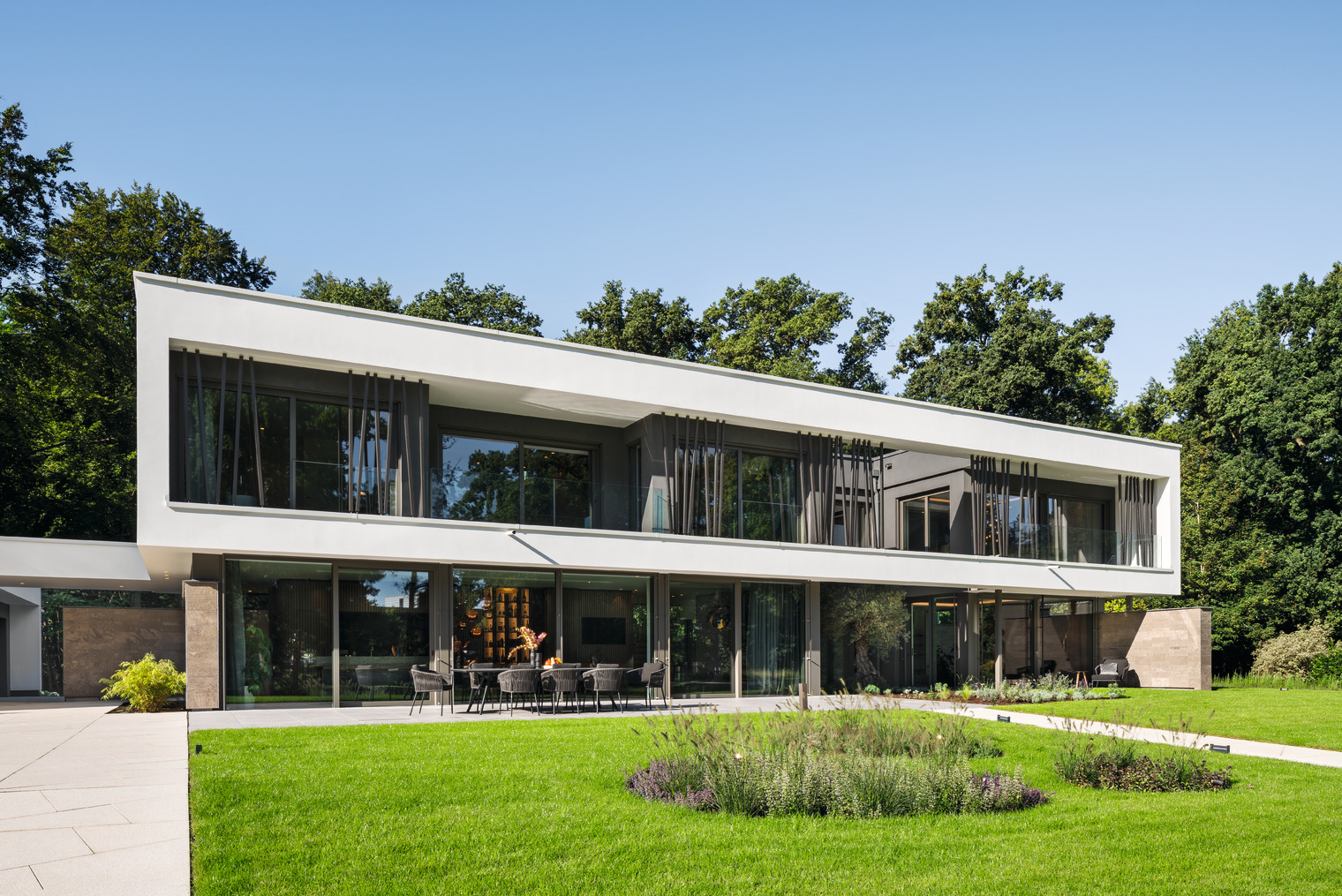 stilvolle Luxusvilla