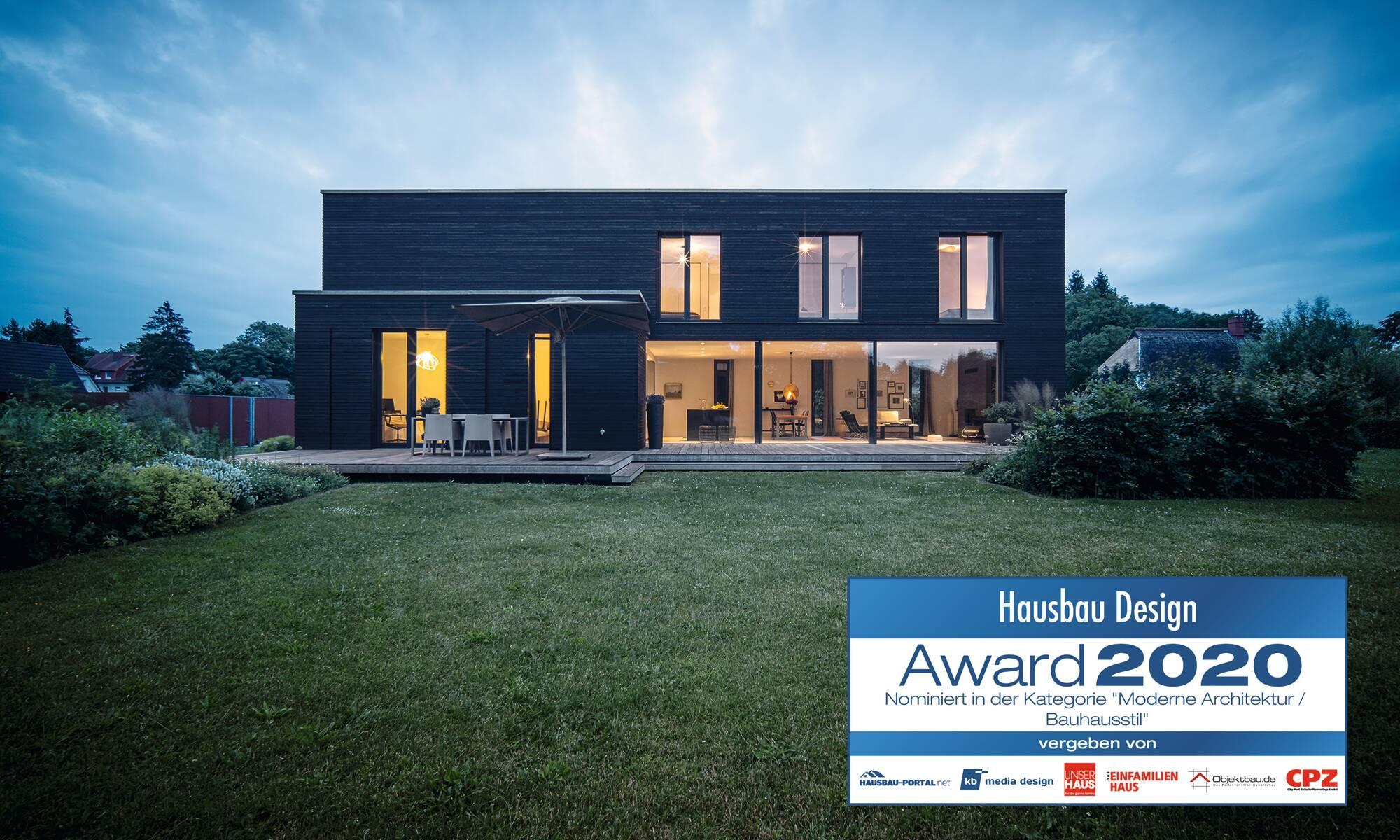 Hausbau Design Award 2020