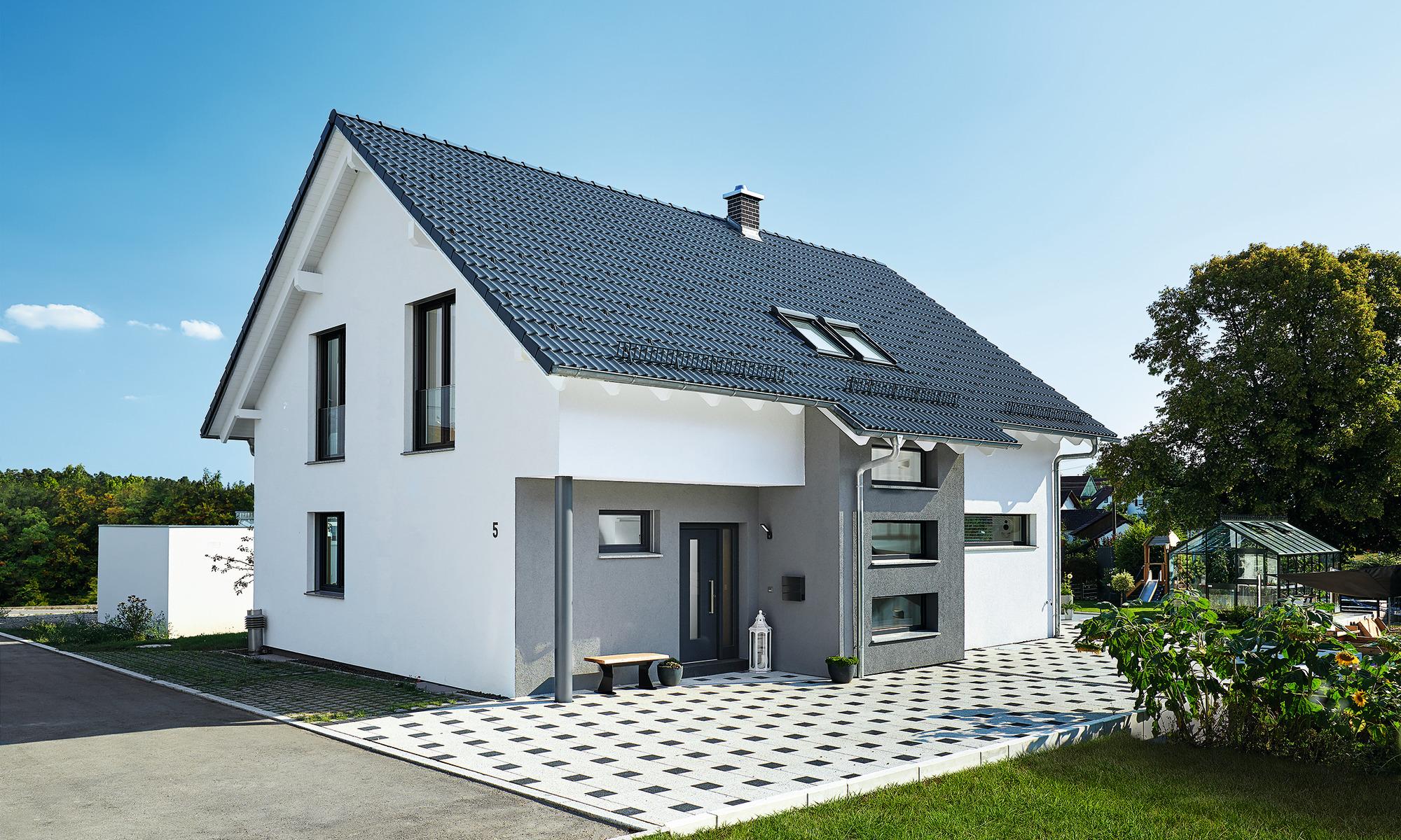 1,5 geschossiges Haus