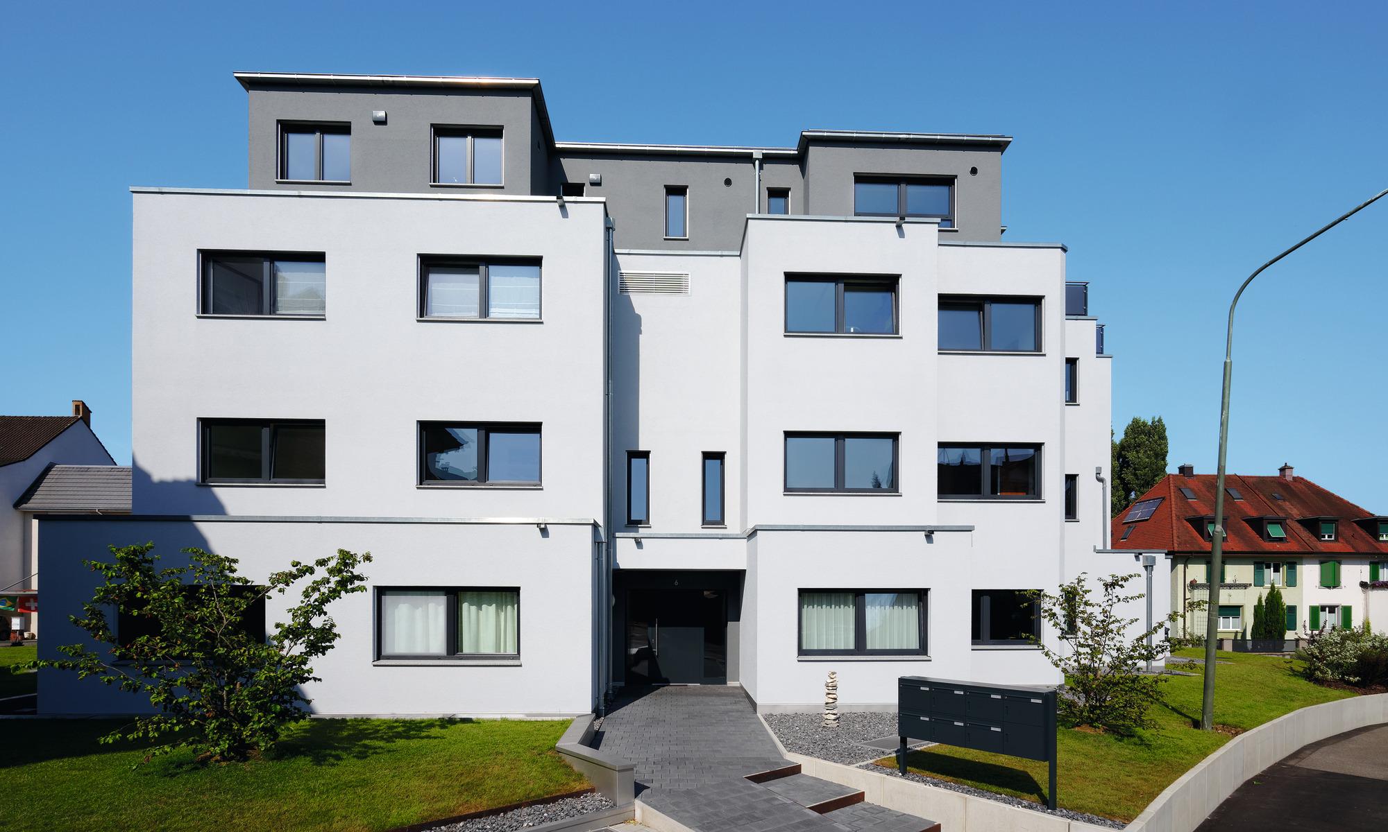 WeberHaus Mehrfamilienhaus