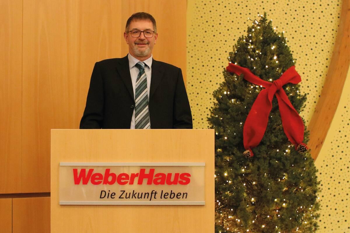 Betriebsversammlung WeberHaus