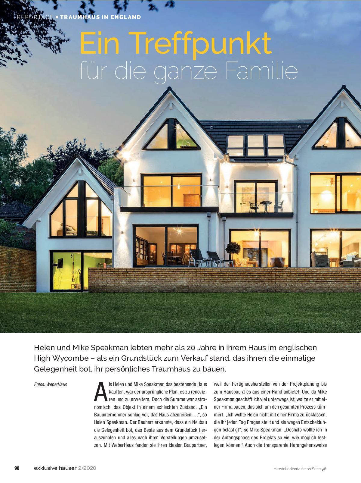 Exklusive Häuser 02 2020