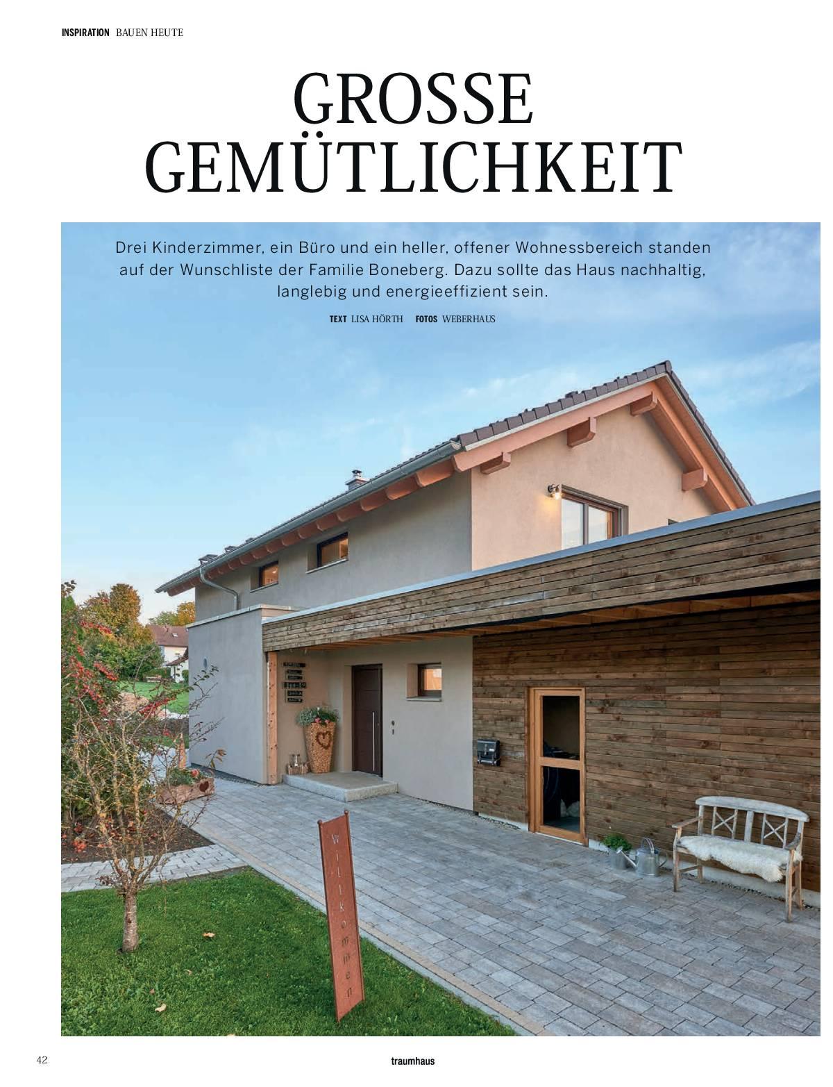 Traumhaus Ausgabe 3 2019