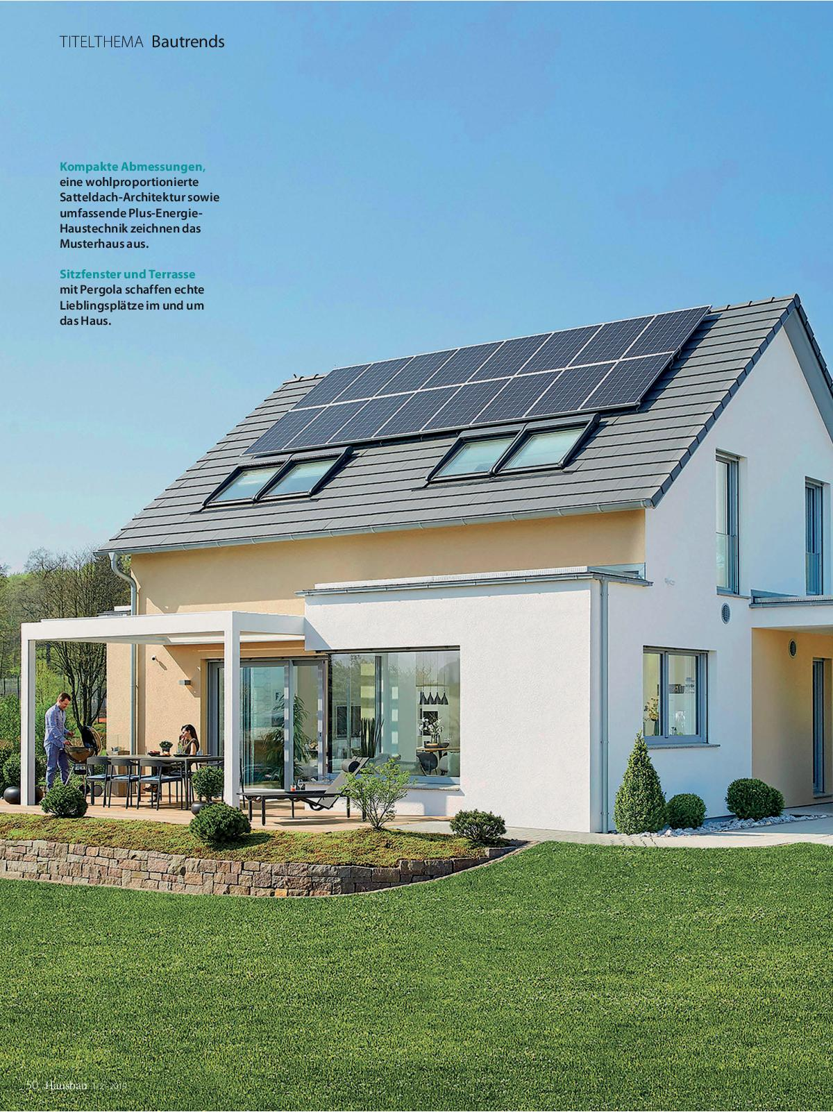 Hausbau Ausgabe 1/ 2 2019
