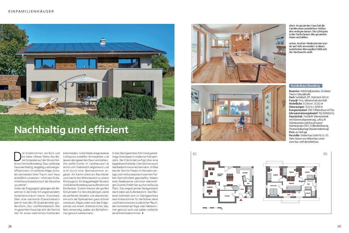 Das Einfamilienhaus Ausgabe 05/ 06 2020