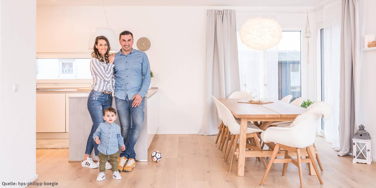 Familie - Kundenhaus WeberHaus