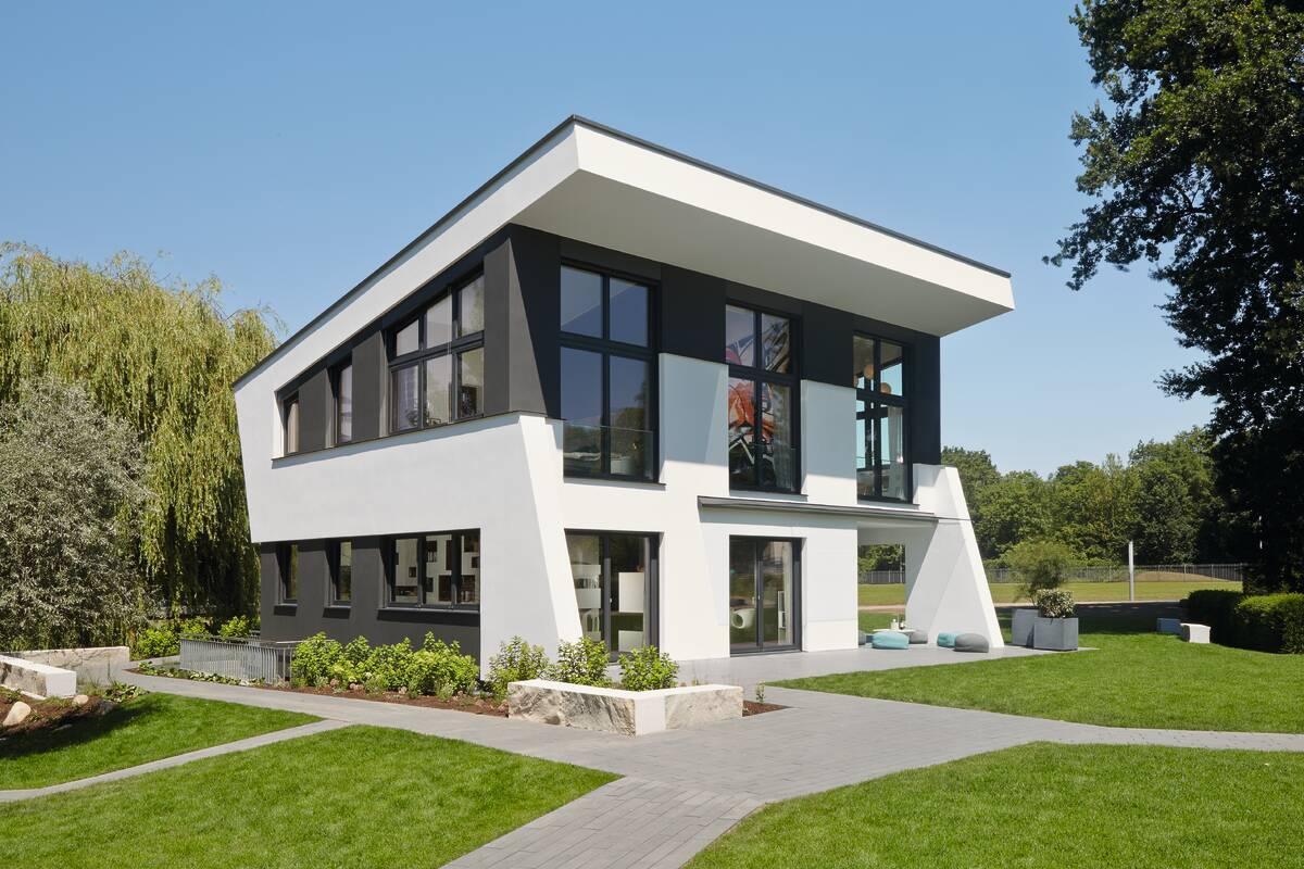 Architektenhaus, freigeplant