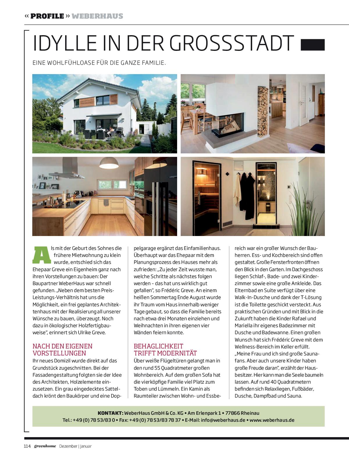 greenhome Ausgabe 6 2019