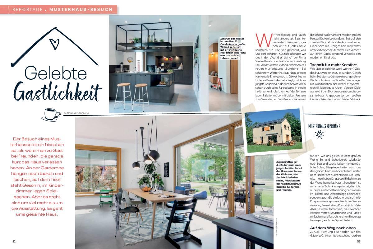 Unser Haus Ausgabe 10/ 11 2019