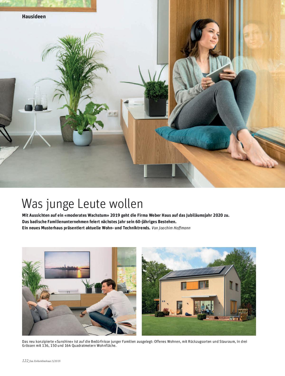 Einfamilienhaus CH 5 2019