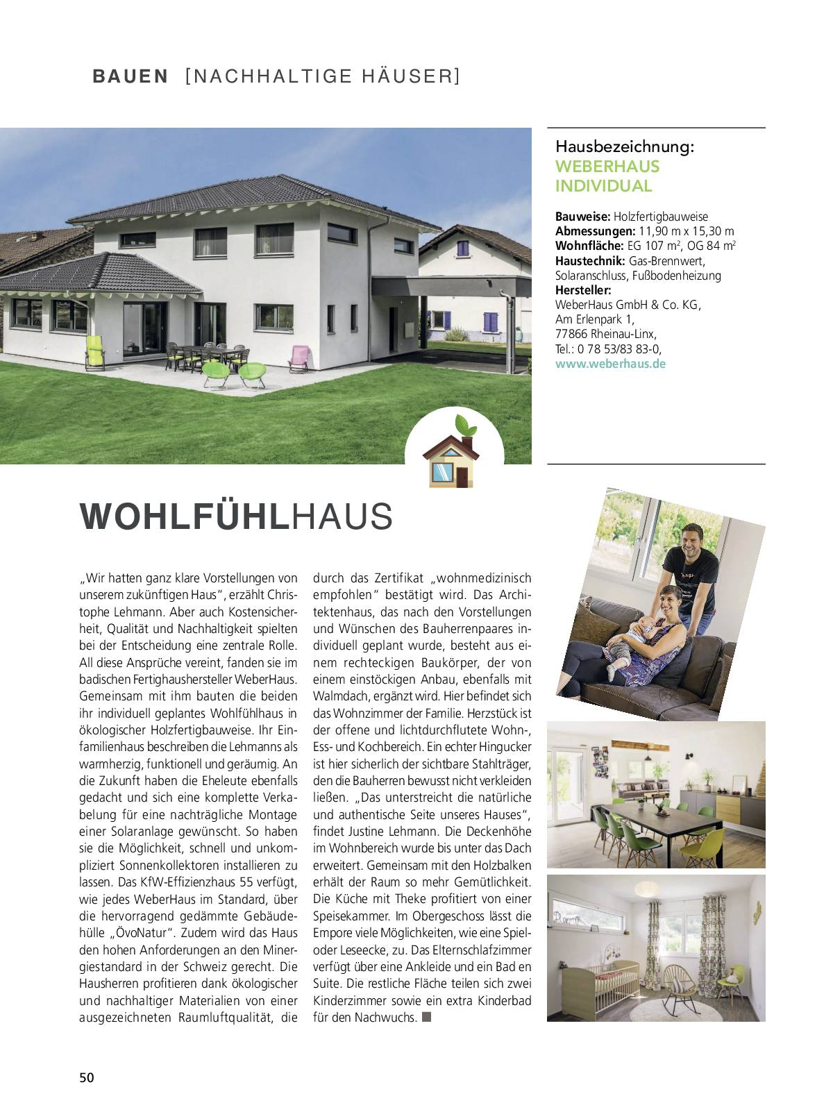 Haus + Mensch 03 2019