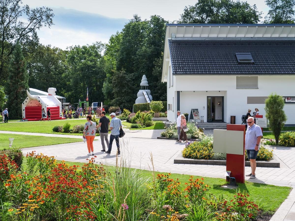 Sommerfest WeberHaus