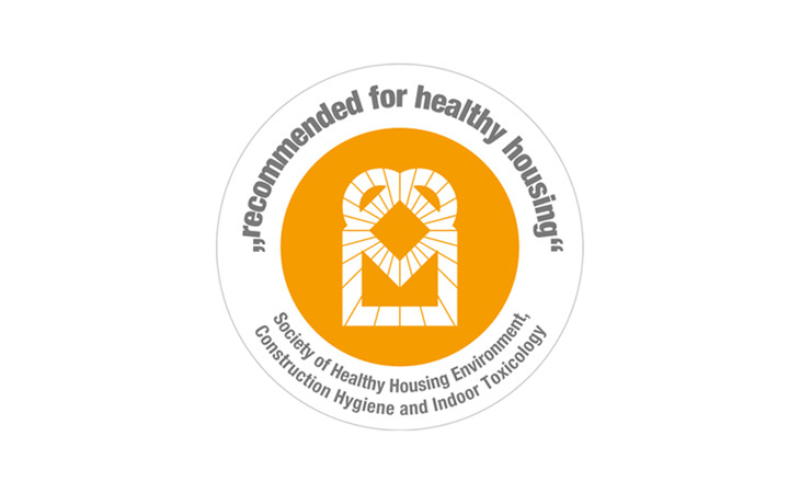 recommended for healthy housing